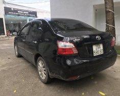 Cần bán gấp Toyota Vios E 2012, màu đen   giá 315 triệu tại Hà Nội