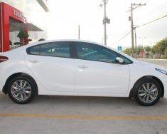 Bán ô tô Kia Cerato 1.6 MT năm 2018, màu trắng giá 530 triệu tại BR-Vũng Tàu