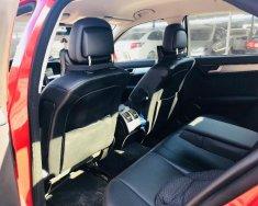 Cần bán gấp Mercedes C200 đời 2011, màu đỏ số tự động  giá 679 triệu tại Hà Nội