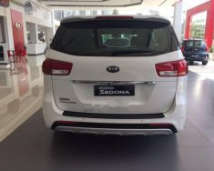 Bán xe Kia Sedona GATH đời 2018, màu trắng, xe nhập giá 1 tỷ 409 tr tại Hà Nội