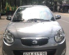 Cần bán lại xe Kia Morning SX 1.1 AT Sport năm 2011, màu xám chính chủ  giá 250 triệu tại Đồng Nai