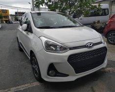 Bán Hyundai Grand i10 đời 2018, màu trắng, nhập khẩu giá Giá thỏa thuận tại Tp.HCM