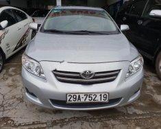 Cần bán gấp Toyota Corolla altis 1.8E AT 2009, màu bạc, xe nhập   giá 485 triệu tại Hà Nam