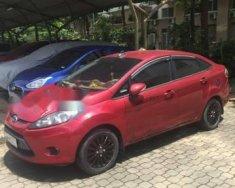 Bán Ford Fiesta AT đời 2011, màu đỏ, còn rất mới, Bstp giá 318 triệu tại Tp.HCM