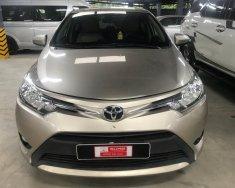 Cần bán Toyota Vios MT đời 2015, màu nâu, nhập khẩu giá 490 triệu tại Tp.HCM