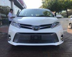 Giao ngay Toyota Sienna Limited 2019, màu trắng, nhập khẩu Mỹ. LH: E Đình 0904927272 giá 4 tỷ 180 tr tại Hà Nội