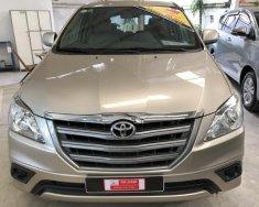 Bán Innova số sàn, màu vàng, xe gia đình giá 660 triệu tại Tp.HCM