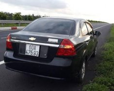 Cần bán xe Chevrolet Aveo 2011, màu đen, giá tốt giá 245 triệu tại Tp.HCM
