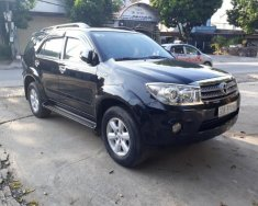 Cần bán xe Toyota Fortuner 2.7V 4x4 AT sản xuất 2010, màu đen  giá 550 triệu tại Hà Nội