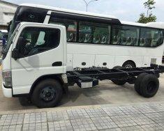 Bán xe tải Fuso Canter 4.7 đời 2017, xe chassi, giá 559 triệu giá 559 triệu tại Tp.HCM