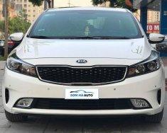 Bán Kia Cerato 1.6AT đời 2017, màu trắng, cực mới giá 610 triệu tại Hà Nội