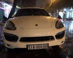 Bán Porsche Cayenne sản xuất năm 2010, màu trắng, xe cực đẹp giá 1 tỷ 850 tr tại Tp.HCM