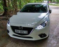 Bán Mazda 3 1.5AT đời 2016, màu trắng chính chủ giá cạnh tranh giá 640 triệu tại Hà Nội
