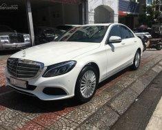 Bán lại xe Mercedes C250 EX 2016, màu trắng giá 1 tỷ 450 tr tại Hà Nội