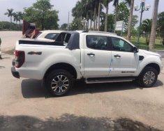 Cần bán Ford Ranger Wildtrak 2.0L 4x4 AT đời 2018, màu trắng  giá 918 triệu tại Hà Nội