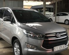 Bán xe Toyota Innova năm 2017, màu bạc số sàn giá 690 triệu tại Tp.HCM