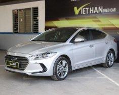 Cần bán xe Hyundai Elantra GLS 2.0AT năm sản xuất 2016, màu bạc giá 646 triệu tại Tp.HCM