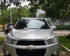 Bán Chevrolet Captiva LTZ đời 2013, màu bạc, giá tốt giá 530 triệu tại Tp.HCM