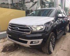 Xe giao ngay, Ford Everest Titanium 4x2 đời 2018, màu đen, xe nhập LH 0978212288 giá 1 tỷ 177 tr tại Hà Nội