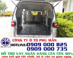 Giá xe ô tô tải mới Dongben X30, tìm mua xe tải dưới 1 tấn giá 121 triệu tại Tp.HCM