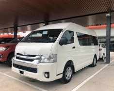 Bán ô tô Toyota Hiace 3.0 đời 2018, màu trắng, nhập khẩu nguyên chiếc  giá 999 triệu tại Tp.HCM
