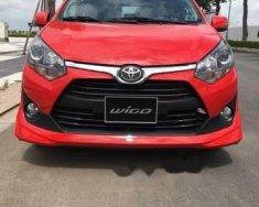 Bán xe Toyota Wigo 2018, màu đỏ, nhập khẩu giá Giá thỏa thuận tại Tp.HCM