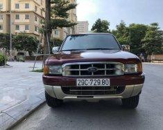 Bán Ford Ranger năm sản xuất 2001, màu đỏ, giá tốt giá 155 triệu tại Hà Nội