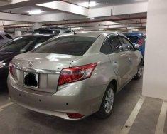 Cần bán lại xe Toyota Vios G sản xuất năm 2017, màu bạc như mới, 540tr giá 540 triệu tại Lâm Đồng