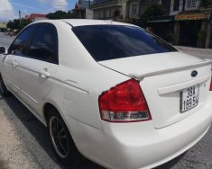 Bán xe Kia Cerato 1.6 MT 2008, màu trắng, xe nhập   giá 185 triệu tại Hà Tĩnh