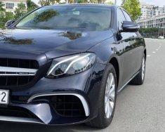 Cần bán gấp Mercedes E200 năm sản xuất 2017, màu đen giá 1 tỷ 890 tr tại Bình Dương