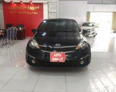 Cần bán Kia Rio AT năm sản xuất 2015, màu đen, xe nhập   giá 475 triệu tại Hà Giang