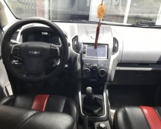 Cần bán gấp Isuzu Dmax MT sản xuất năm 2013, màu bạc, xe đẹp, chính chủ sử dụng giá 550 triệu tại Đắk Lắk