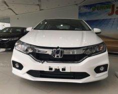 Bán ô tô Honda City năm sản xuất 2018, màu trắng giá 599 triệu tại Tp.HCM
