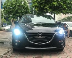 Cần bán xe Mazda 3 1.5 sản xuất năm 2016, màu đen. LH em để nhận giá tốt giá 636 triệu tại Hà Nội