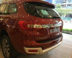 Bán Ford Everest Titanium 2.0L 4x4 AT sản xuất 2018, màu đỏ, nhập khẩu  giá 1 tỷ 399 tr tại Hà Nội