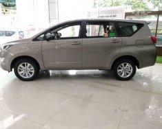 Bán xe Toyota Innova 2.0E năm sản xuất 2018, màu bạc, 743 triệu giá 743 triệu tại Hà Nội