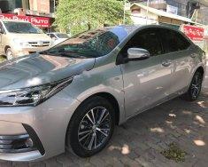 Bán xe cũ Toyota Corolla altis 1.8G AT đời 2018, màu bạc giá 790 triệu tại Hà Nội