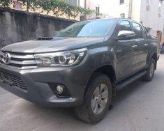Bán xe Toyota Hilux đời 2016, màu xám số tự động giá 745 triệu tại Hà Nội