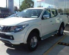 Cần bán xe Mitsubishi Triton năm 2018, màu trắng, nhập khẩu Thái Lan giá cạnh tranh giá 556 triệu tại Tp.HCM