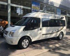 Bán ô tô Ford Transit Limited sản xuất 2018, màu trắng giá 833 triệu tại Tp.HCM