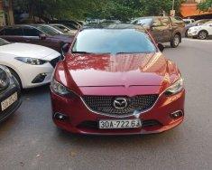 Bán xe Mazda 6 2.5 AT năm sản xuất 2015, màu đỏ giá 765 triệu tại Hà Nội