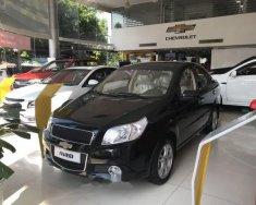 Bán Chevrolet Aveo năm sản xuất 2018, màu đen, giá tốt giá 459 triệu tại Hà Nội
