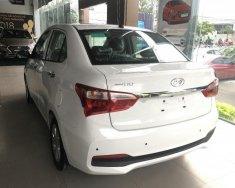 Bán Hyundai Grand i10 1.2 AT đời 2018, màu trắng giá 415 triệu tại Tp.HCM