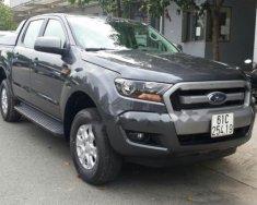Cần bán gấp Ford Ranger XLS 2.2L 4x2 MT năm 2017, màu xám, nhập khẩu  giá 600 triệu tại Bình Dương