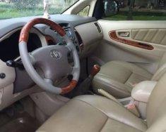 Bán Toyota Innova sản xuất 2008, màu bạc, giá chỉ 372 triệu giá 372 triệu tại BR-Vũng Tàu