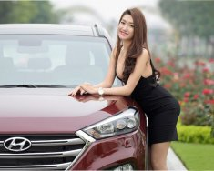 Hyundai Tucson 2018 cuối năm khuyến mãi gói phụ kiện khủng 13 triệu, giá tốt Sài Gòn giá 758 triệu tại Tp.HCM