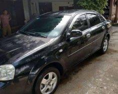 Cần bán Chevrolet Lacetti SE đời 2004, màu đen, giá 115tr giá 115 triệu tại Lạng Sơn