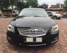 Bán Toyota Camry 2.4G sản xuất 2008, màu đen  giá 535 triệu tại Hà Nội