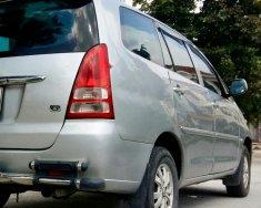 Cần bán Toyota Innova G sản xuất 2009, màu bạc chính chủ  giá 279 triệu tại Hà Nội