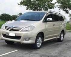 Cần bán xe Toyota Innova G xịn 2011, xe biển số Sài Gòn giá 437 triệu tại Tp.HCM
